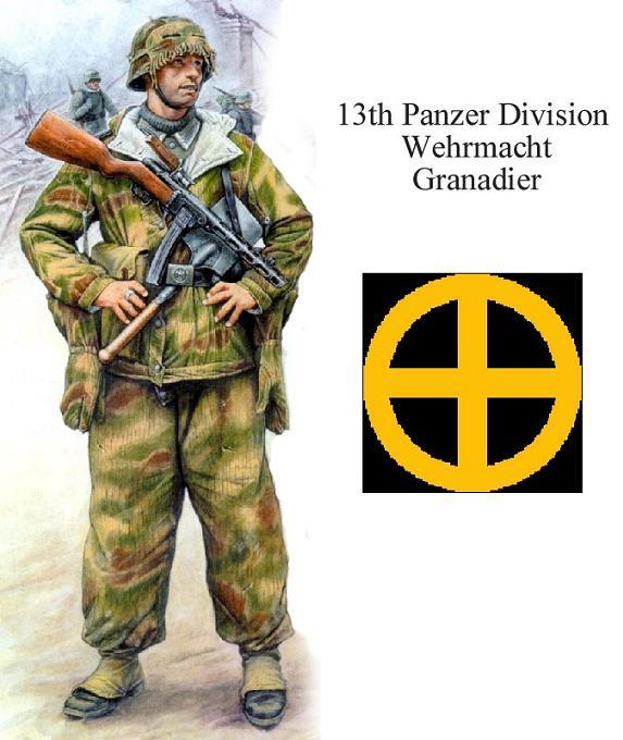 13e Panzer Division 38594410
