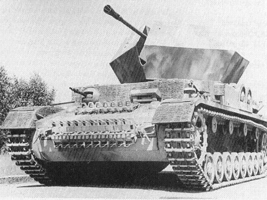 Flakpanzer IV Östwind 3rdrei10