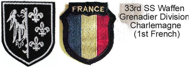 Waffen ss - Uniforme Grenadier Div Charlemagne - Berlin 45 40742510