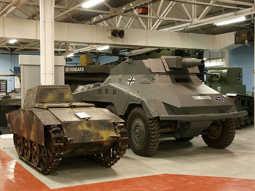"""SdKfz 304 """"Springer"""" 42939610"""