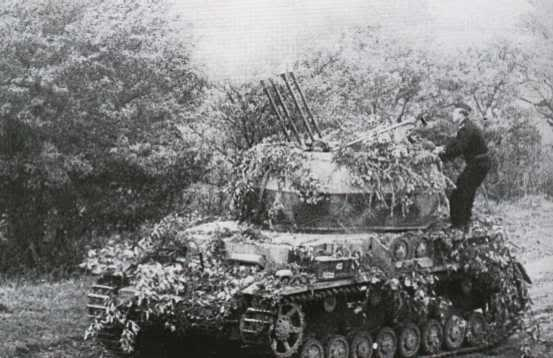 Flakpanzer IV Wirbelwind 45435410