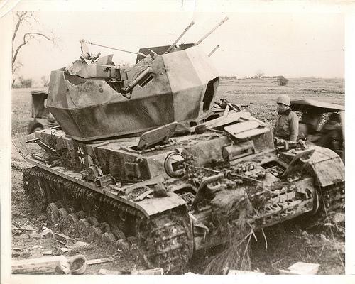 Flakpanzer IV Wirbelwind 45884010