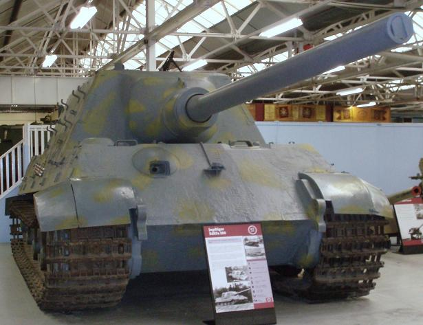 Jagdtiger - Bovington Museum - UK  47745411