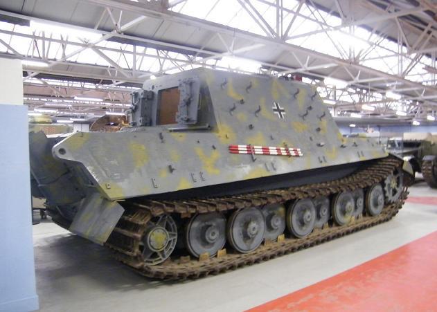 Jagdtiger - Bovington Museum - UK  51050810