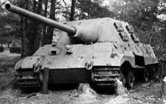 Jagdtiger - Bovington Museum - UK  51051010