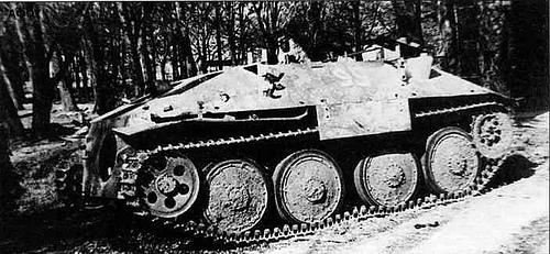 Bergepanzer 38(t) 55508910