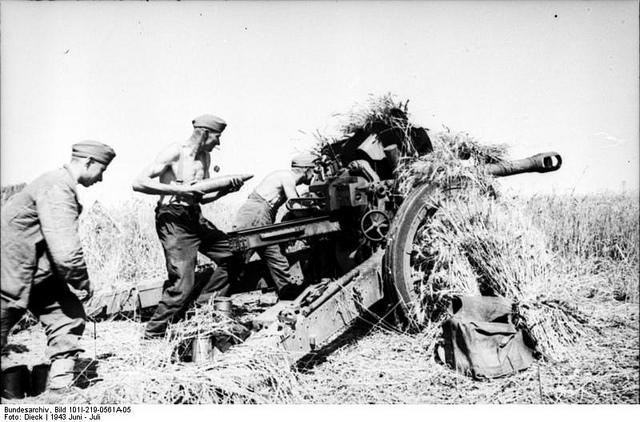 10.5 cm leichte FeldHaubitze 18 57679611