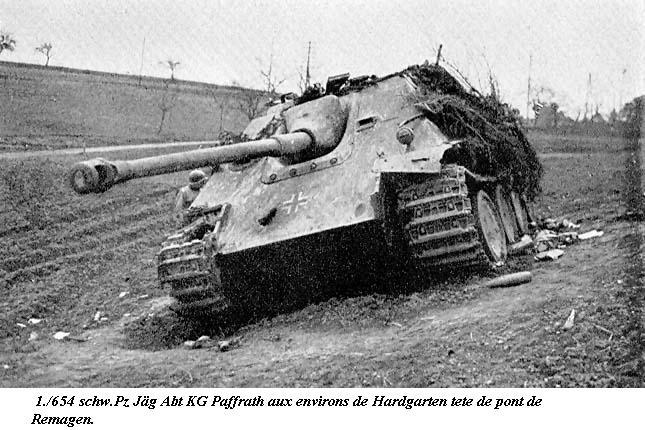 7 mars 1945 - Le pont Ludendorff à Remagen 654har11