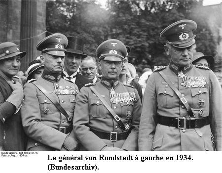 Karl Rudolf Gerd von Rundstedt 78831910