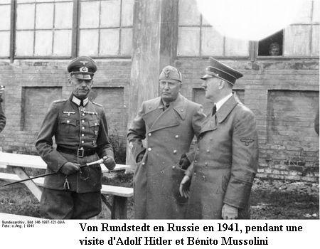 Karl Rudolf Gerd von Rundstedt 78831911