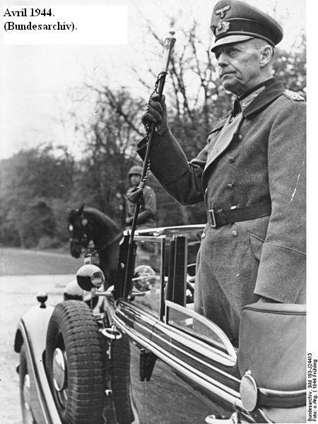 Karl Rudolf Gerd von Rundstedt 78832111