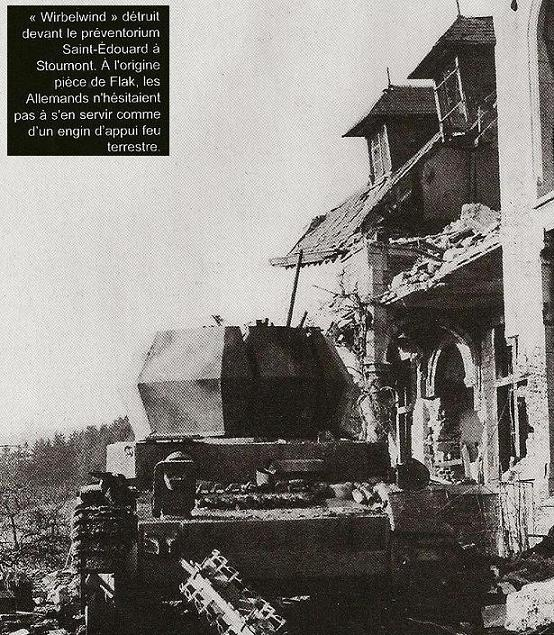 Flakpanzer IV Wirbelwind 9001010