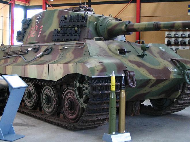 Tiger II  - Munster Museum - DE _img_110