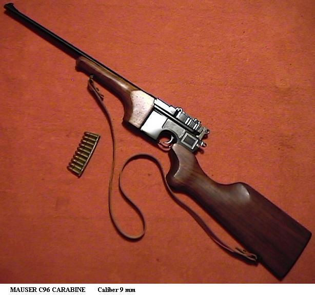 Mauser C96 Access10