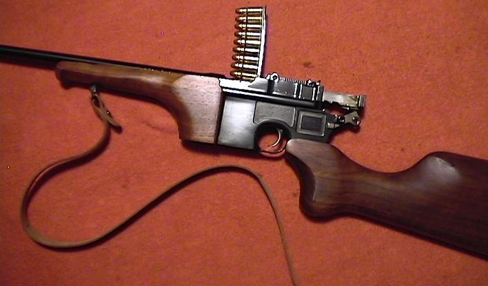 Mauser C96 Access11