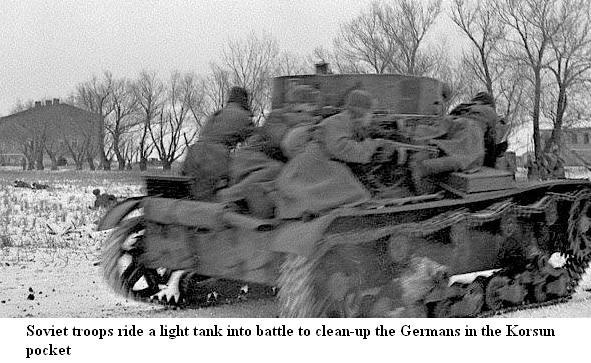 Bataille de Korsun/Tcherkassy - Janvier 1944 Battle14