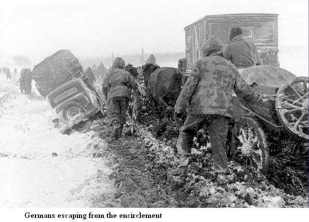 Bataille de Korsun/Tcherkassy - Janvier 1944 Battle15