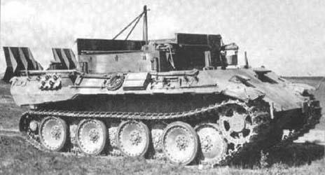 Bergepanzer V Bergepanther Bergep10