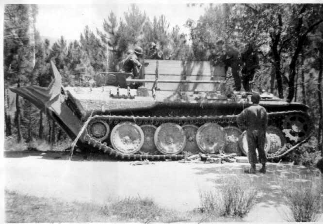 Bergepanzer V Bergepanther Bergep11