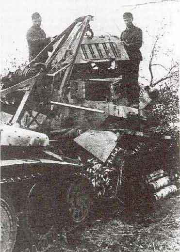Bergepanzer 38(t) Bergep16