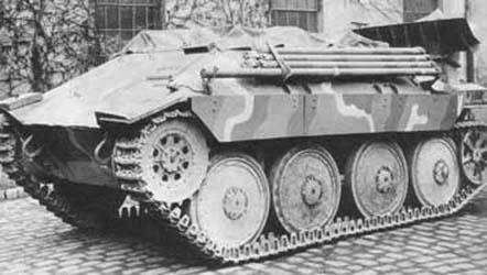 Bergepanzer 38(t) Bergep17