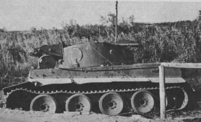 Bergepanzer VI BergeTiger Berget11