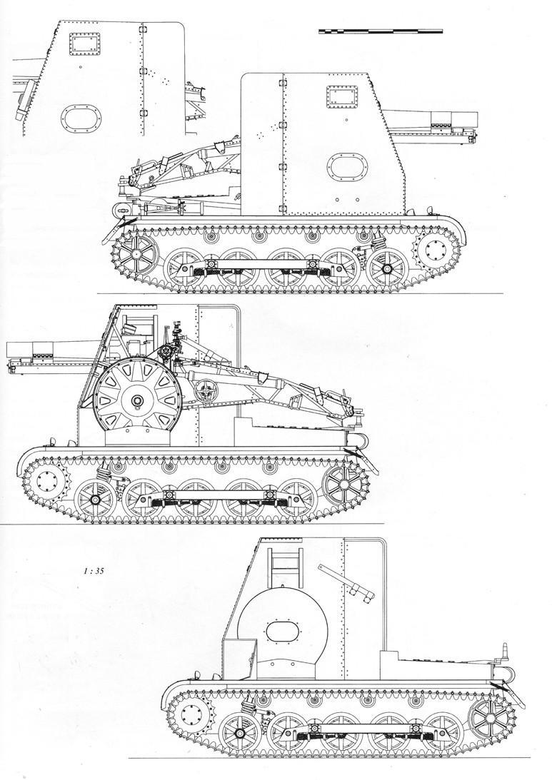 15-cm schwere Infanterie Geschutz 33 Bison210