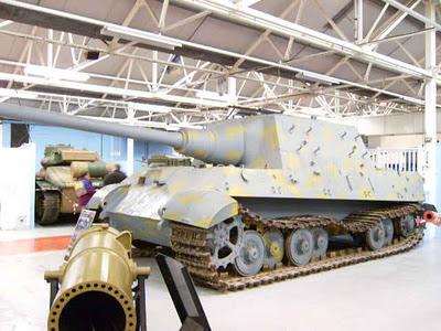 Jagdtiger - Bovington Museum - UK  Boving10