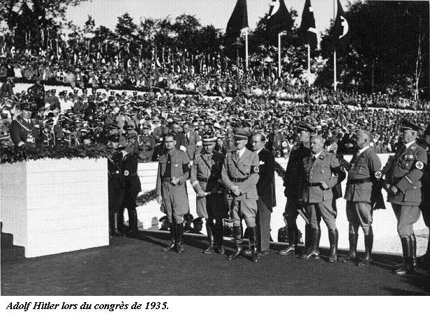 Les Lois de Nüremberg - 1935 Bunde100
