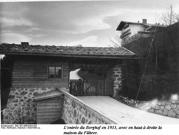 Berchtesgaden et le Berghof Bunde101