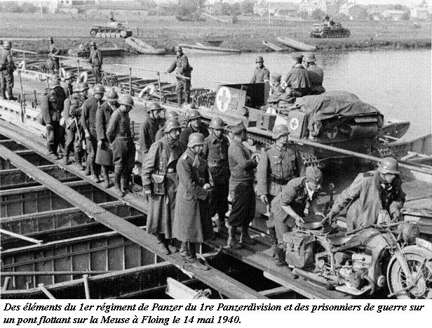 la Blitzkrieg - Définition Bunde107