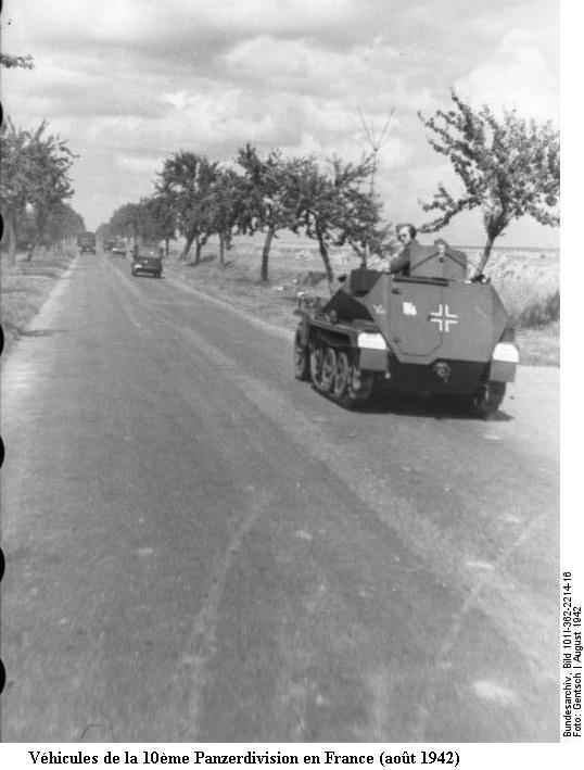 10e Panzer Division Bundes11