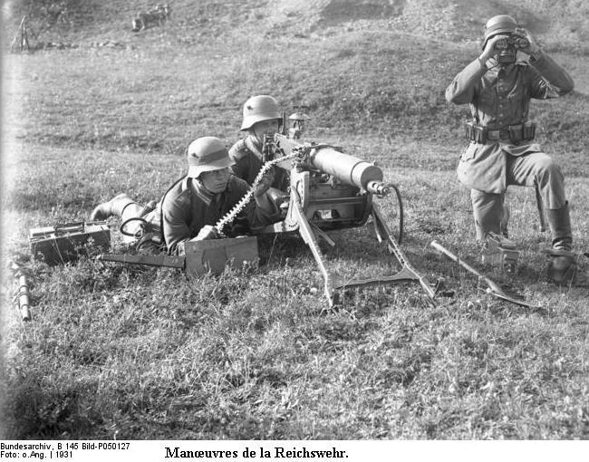 La Reichswehr - (1919 /1935) Bundes31