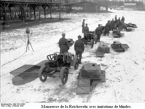 La Reichswehr - (1919 /1935) Bundes34