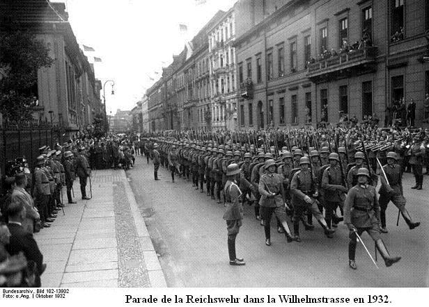 La Reichswehr - (1919 /1935) Bundes35