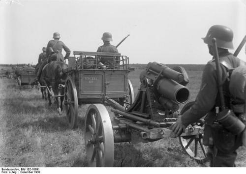 La Reichswehr - (1919 /1935) Bundes36