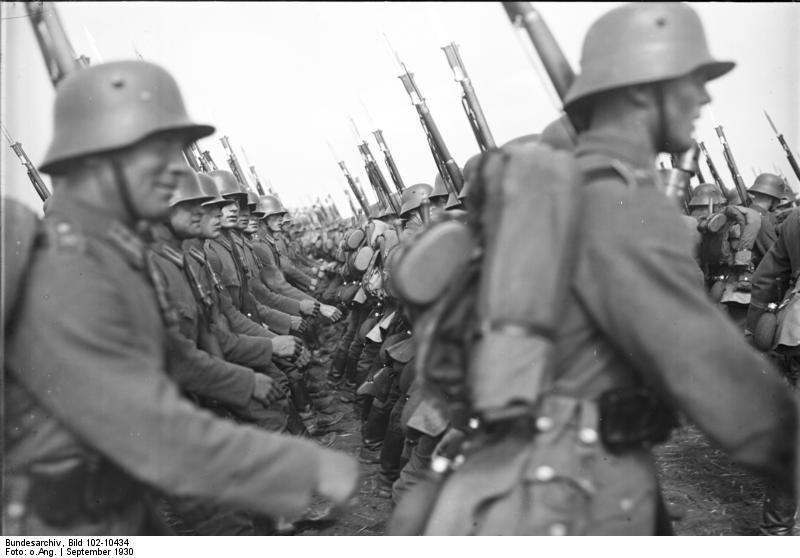 La Reichswehr - (1919 /1935) Bundes38