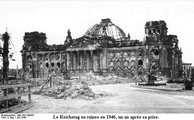 Le Palais du Reichstag Bundes48