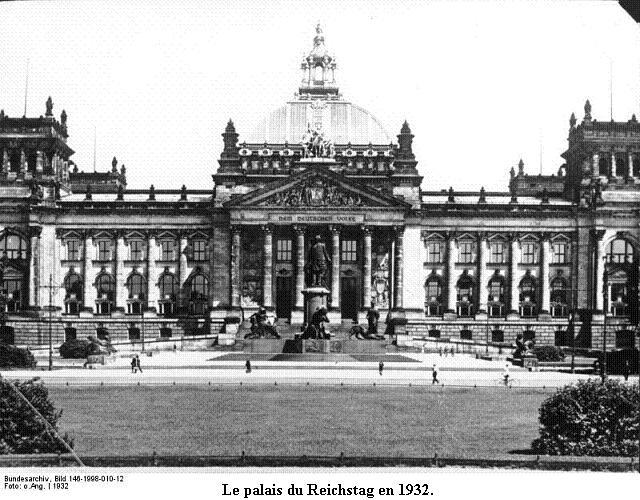 Le Palais du Reichstag Bundes49