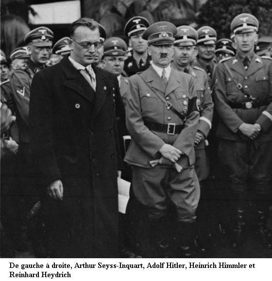 12 mars 1938 - Anschluss de l'Autriche Bundes64