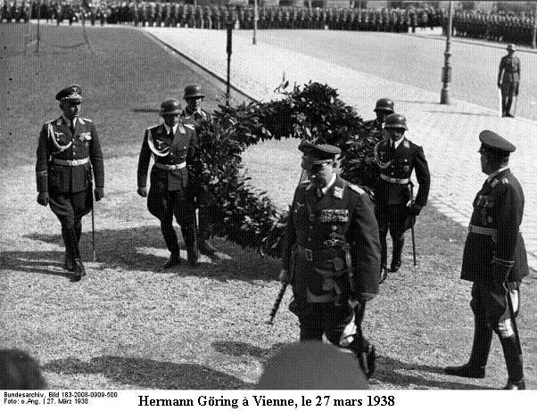 12 mars 1938 - Anschluss de l'Autriche Bundes66