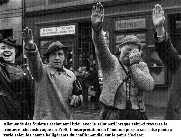 La crise des Sudètes - 1938 Bundes67