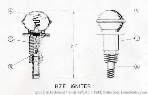 Panzerhandmine - Hafthohlladung 3 Bze10