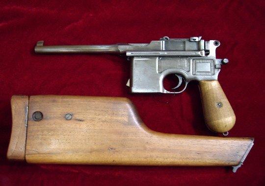 Mauser C96 C96_0010