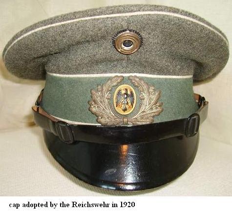 La Reichswehr - (1919 /1935) Cap_2310