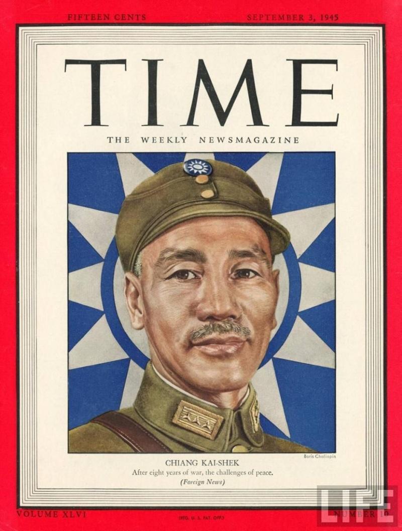 Les régimes  totalitaires des années 30 Chiang10
