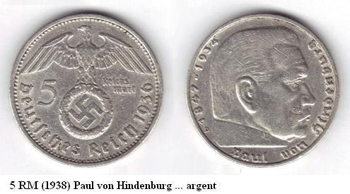 Le Reichsmark - (1924/1948) Deutsc10