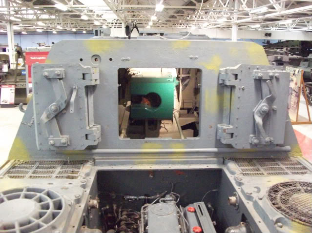 Jagdtiger - Bovington Museum - UK  Dscf2510