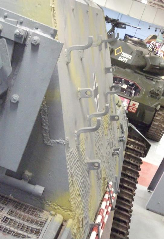 Jagdtiger - Bovington Museum - UK  Dscf2610