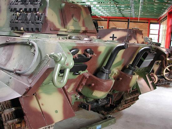 Tiger II  - Munster Museum - DE Dscn1511